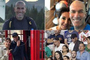 Zinedine Zidane và cuộc sống không bóng đá