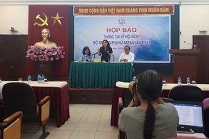 Hơn 100 đại biểu tham dự Hội nghị Bộ trưởng Phụ nữ ASEAN lần thứ 3
