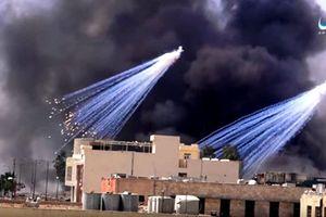 Syria muốn đuổi Mỹ sau vụ bom phốt pho tấn công Hajin