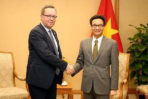 Việt Nam, Phần Lan đẩy mạnh hợp tác, chuyển giao công nghệ sạch