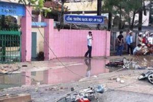 Vụ đứt dây điện làm 2 học sinh chết ở Long An: Điểm vô lý