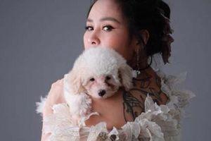 Diva Thanh Lam táo bạo khoe hình xăm cùng vai trần gợi cảm