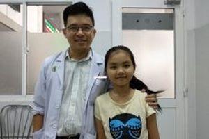 Điều trị thành công ca mắc khối u hiếm