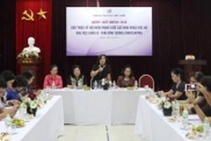 Hội nghị mạng lưới các nhà khoa học nữ khu vực châu Á - Thái Bình Dương
