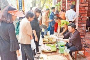 Tôn vinh di sản ẩm thực Hà Nội