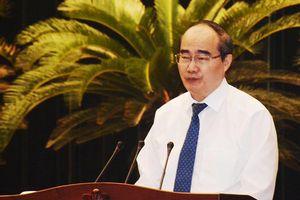 Thành ủy TP Hồ Chí Minh bàn giải pháp phát triển thành phố