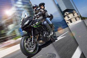 Kawasaki Versys 650 mới giá 212 triệu đồng sắp về Việt Nam