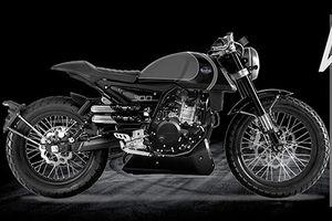 Chi tiết môtô Ý - FB Mondial HPS 300 giá 107 triệu đồng