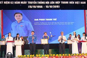 Nhiều hoạt động kỷ niệm 62 năm Ngày Truyền thống Hội Liên hiệp Thanh niên Việt Nam