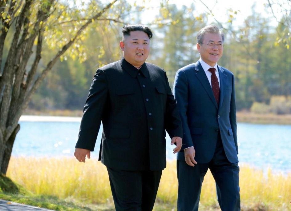 Tổng thống Hàn Quốc ca ngợi lãnh đạo Triều Tiên 'chân thành'
