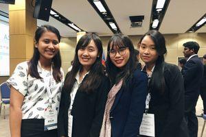 Trở thành 'chính khách' tại Diễn đàn Thanh niên ASEAN