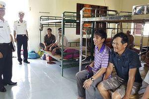 Đảo Sinh Tồn hỗ trợ 78 ngư dân gặp nạn trên biển