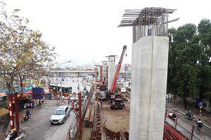 Hàng loạt dự án trọng điểm ở Hà Nội chậm tiến độ