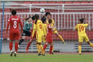 Phong Phú Hà Nam lần đầu vô địch giải bóng đá nữ quốc gia
