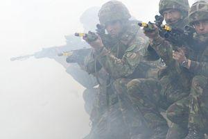 Nga khiêu khích lực lượng thủy quân lục chiến của NATO