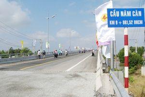 Cà Mau xin 'trả' đường Hồ Chí Minh cho Bộ GTVT
