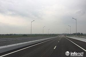 Chính thức thu phí tuyến cao tốc Hạ Long-Hải Phòng từ hôm nay (15/10)