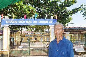 Sóc Trăng: Lão nông xứ cù lao hiến hàng ngàn m2 đất xây trường học