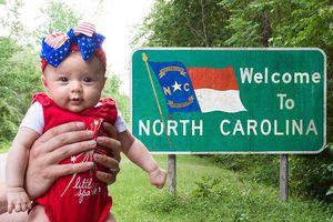 Kỷ lục đáng kinh ngạc bé 5 tháng tuổi được đi hết 50 bang nước Mỹ