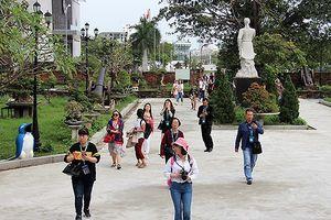 Bình quân mỗi ngày hơn 620 khách nước ngoài tham quan Bảo tàng Đà Nẵng