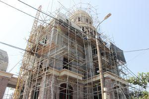 Xôn xao về biệt thự 'khủng' nằm trên 3 lô đất với 3 giấy phép xây dựng khác nhau ở Quảng Ninh