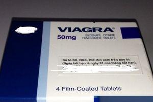 Mắt bị tổn thương nghiêm trọng nếu dùng thuốc viagra quá liều