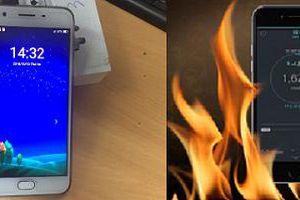 Điện thoại luôn bị nóng ran, để không cháy nổ tự khắc phục thế nào?