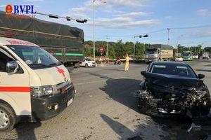 Vợ của Phó giám đốc Sở TN&MT tử vong do chồng cầm lái gặp tai nạn
