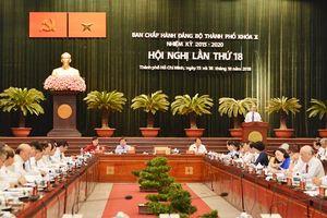 Văn phòng Thành ủy TP.HCM ngừng làm kinh tế