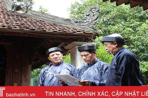 Dòng họ Nguyễn Huy ở Trường Lưu trong dòng chảy văn hóa dân tộc
