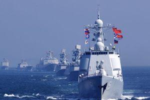 Hải quân Trung Quốc-Thái Lan-Malaysia tập trận chung