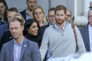 Hoàng tử Harry và Công nương Meghan Markle chuẩn bị chào đón con đầu lòng