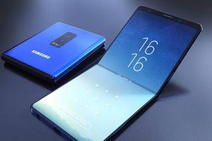 Điện thoại có thể gập lại của Samsung sẽ là một máy tính bảng bỏ túi