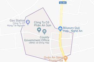 Nghệ An: Điều tra vụ nổ xảy ra tại nhà Chủ tịch UBND xã Đồng Hợp