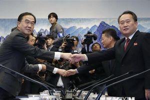 Hai miền Triều Tiên tổ chức đối thoại cấp cao tại Panmunjom