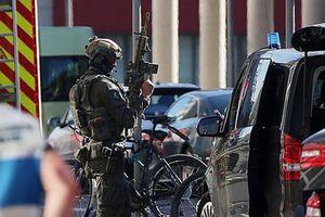 Cảnh sát Đức đã kiểm soát tình hình vụ bắt cóc con tin ở Cologne