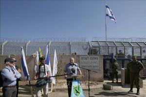 Israel và Syria mở lại cửa khẩu duy nhất ở Cao nguyên Golan