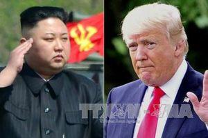 Tổng thống Mỹ: Quan hệ tốt đẹp với lãnh đạo Triều Tiên, nhưng không nới lỏng lệnh trừng phạt