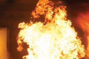 Cháy kho hàng tại sân bay quốc tế ở thủ đô Nairobi (Kenya)
