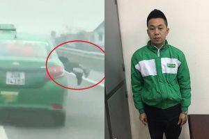 Vì sao tài xế taxi hất cảnh sát lên nắp capo bị đề nghị truy tố tội Giết người?