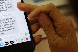 Sổ liên lạc điện tử: Ưu điểm thì ít, bất cập thì nhiều