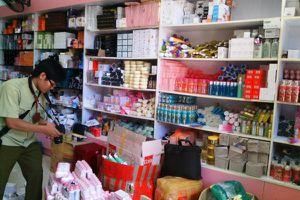 Kinh doanh mỹ phẩm lậu, Công ty 3T bị phạt 50 triệu đồng