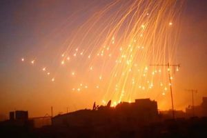 Mỹ lại sử dụng vũ khí hóa học tại Syria