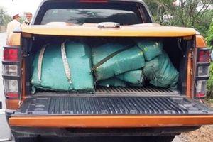 Mở rộng điều tra vụ xe bán tải chở hơn 300kg ma túy đá