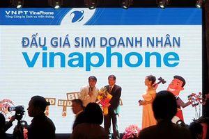 VinaPhone đấu giá đầu số Song Phát để góp từ thiện ở Lâm Đồng