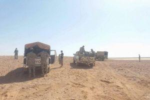 Chiến sự Syria: Các tay súng IS quyết tử tại khu vực hoang mạc Al-Safa