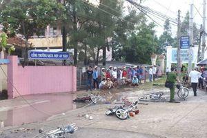 Vụ đứt dây điện khiến 6 học sinh thương vong: Nhiều điều bất thường