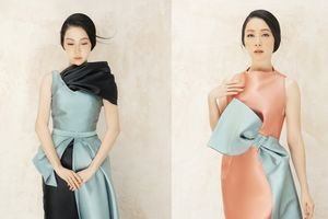Linh Nga thanh tao thoát tục trong bộ ảnh thời trang đẹp tựa tranh vẽ