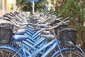 Hà Nội: Dù giá thuê siêu rẻ, xe đạp công cộng vẫn bị người dân 'ngó lơ', sinh viên không mấy mặn mà
