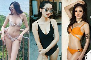 'Nóng bỏng mắt' với thân hình siêu quyến rũ của dàn MC VTV khi diện bikini